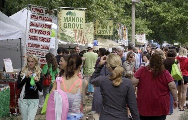 Kirkwood's Greentree Festival