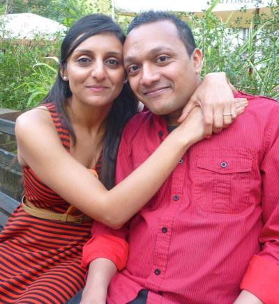 Pravina Pindoria and Amit Kothari of Tallyfy