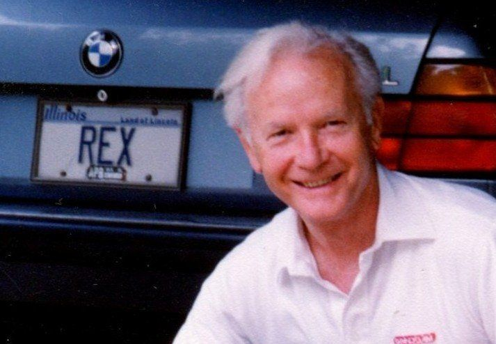 Rex Carr