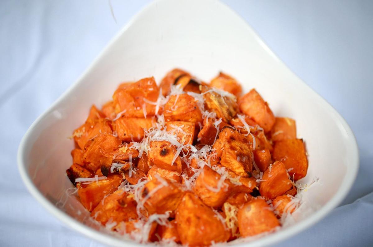 Sweet potato swoonin'