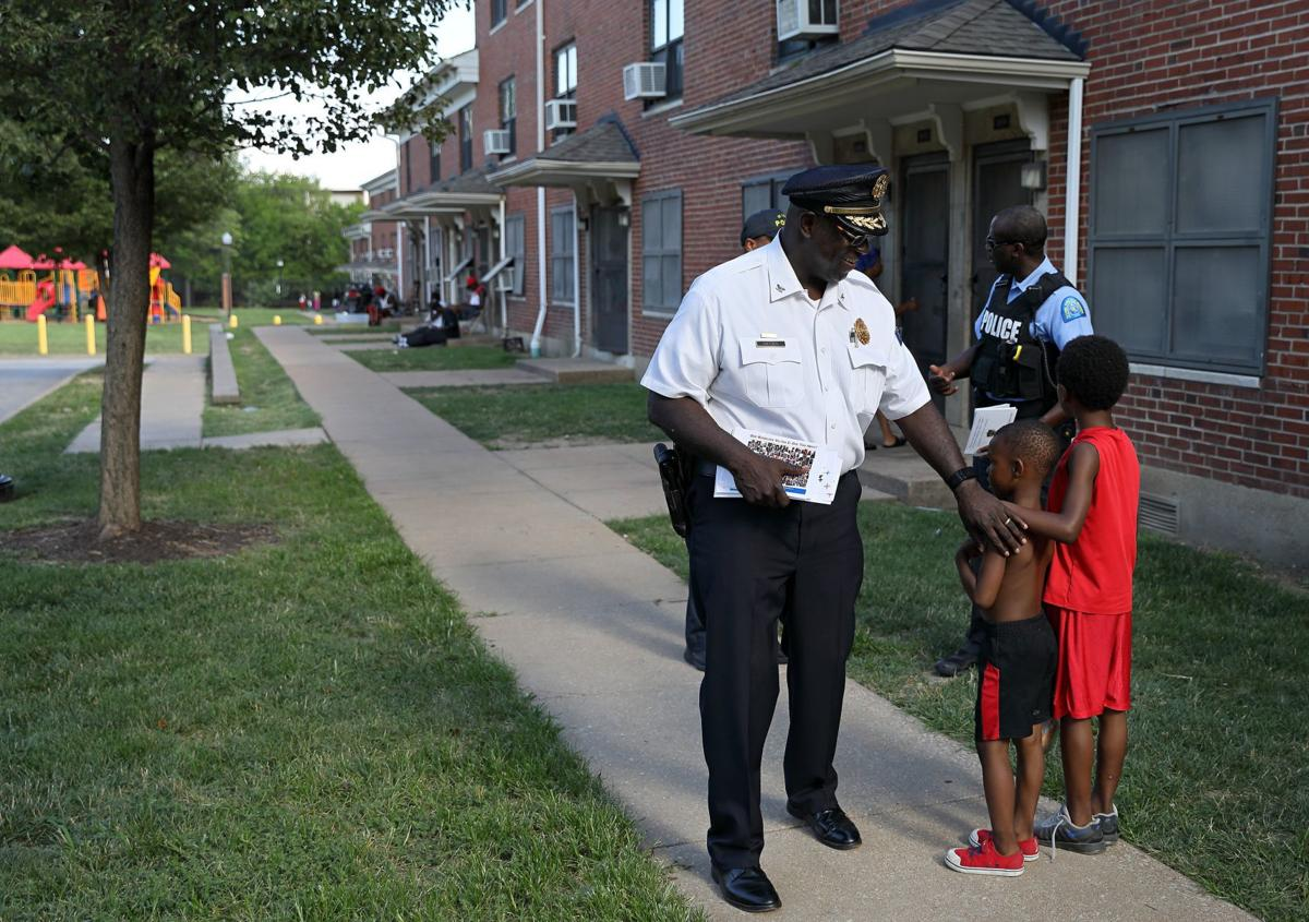 Troubled St  Louis housing complex was at center of drug