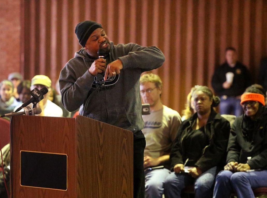 Ferguson holds second consent decree meeting