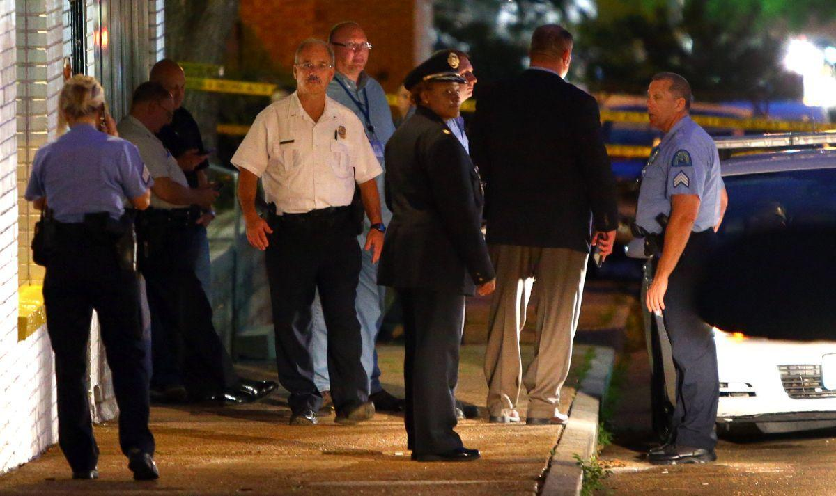 St. Louis officer shoots woman during domestic disturbance