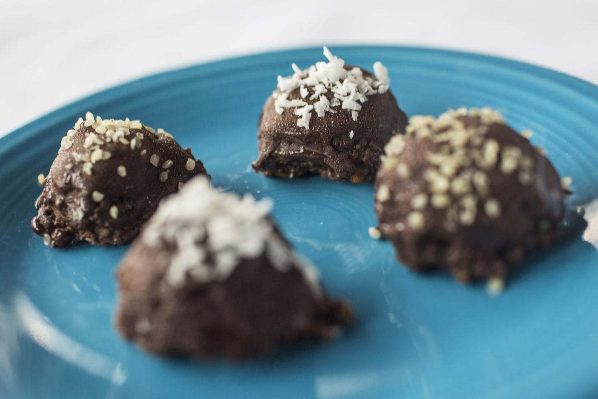 Special Request: These Brownie Bites are actually good for you