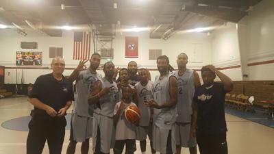 2019 MSBA Men's professional basketball CHAMPS