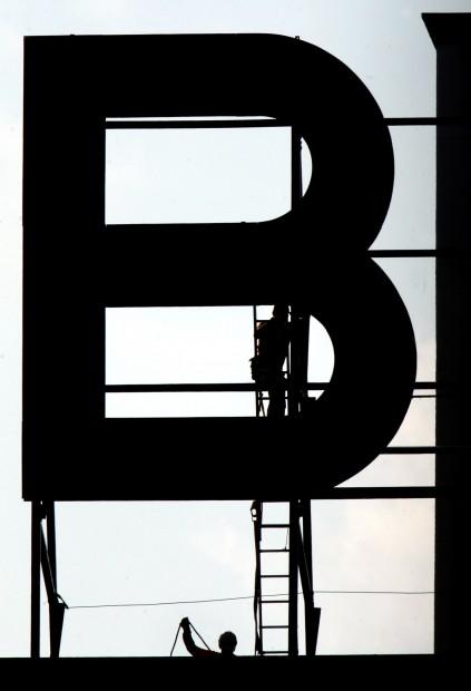 AB landmark Budweiser sign coming down for renovation