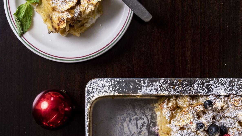 8 breakfast recipes worthy of Christmas morning