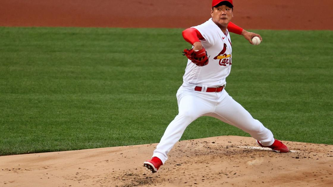 Kim keeps Cardinals in game; Goldschmidt wins it 2-1 with homer in ninth
