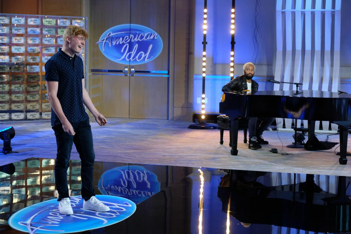 "Michael Gerow's ""American Idol"" audition"