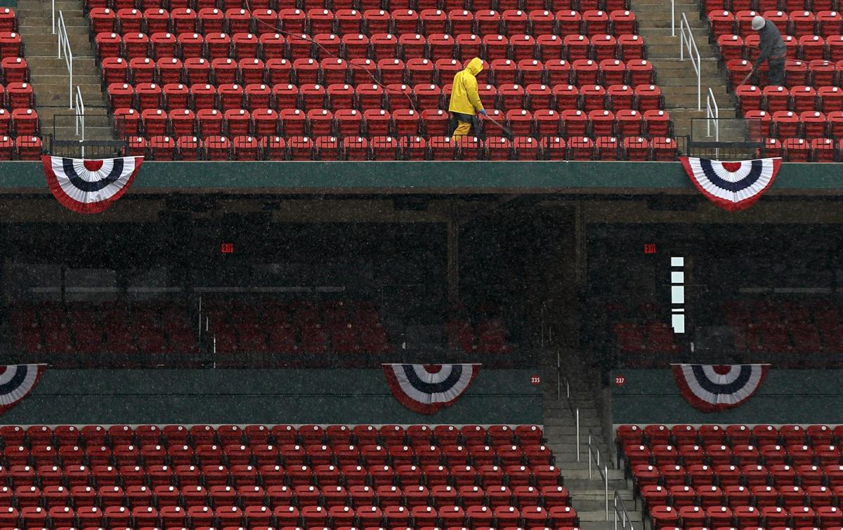 Rain delays Opening Day until Friday