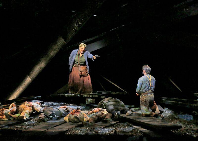 'Cold Mountain' at Santa Fe Opera
