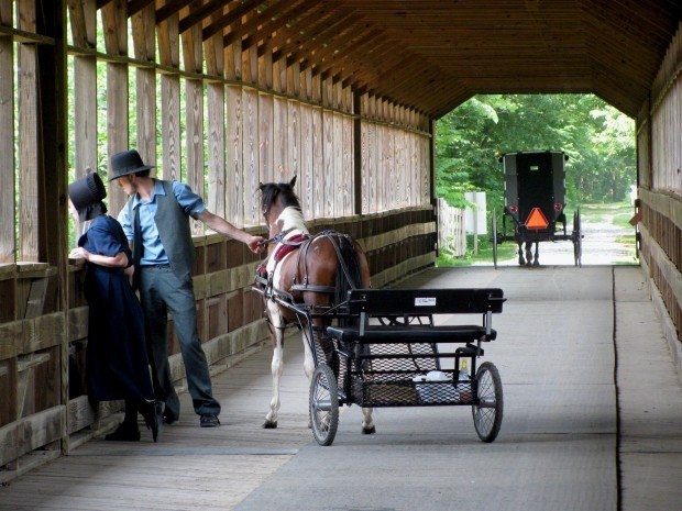 Explore Amish country in Holmes County, Ohio