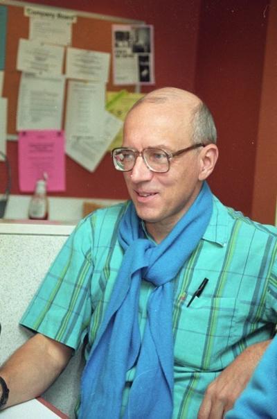 William Christensen, former Marianist priest