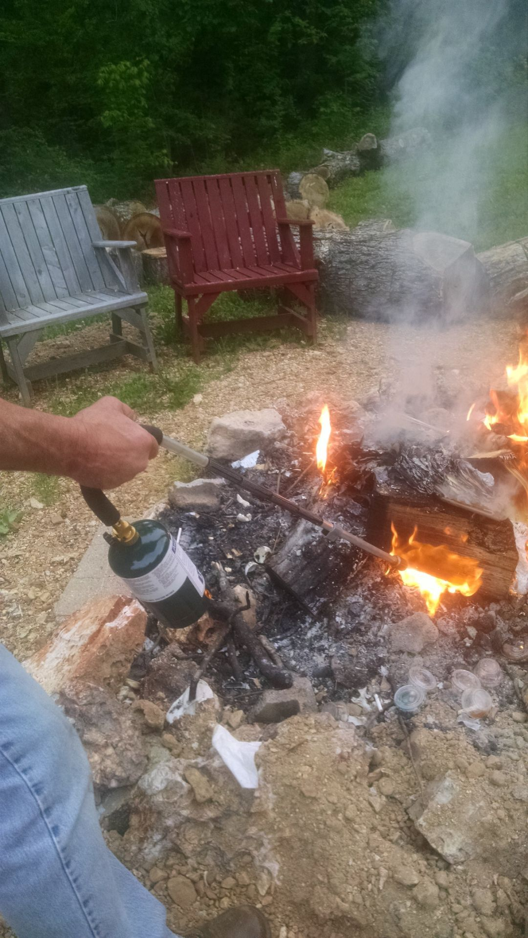 Product Test: BenzOmatic Lawn And Garden Torch
