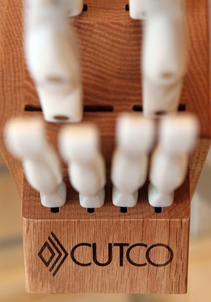 Cutco Cutlery opens in Creve Coeur