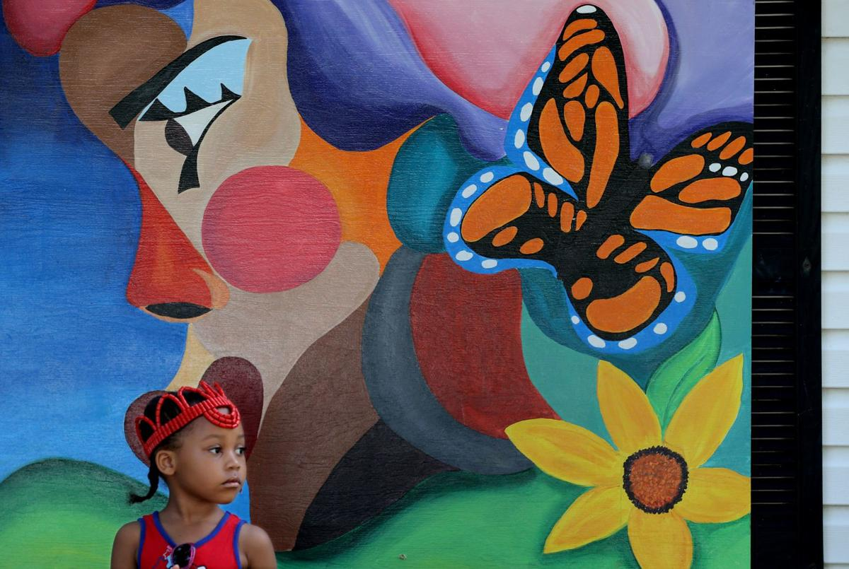 Murals funded by grant help beautify Castle Point