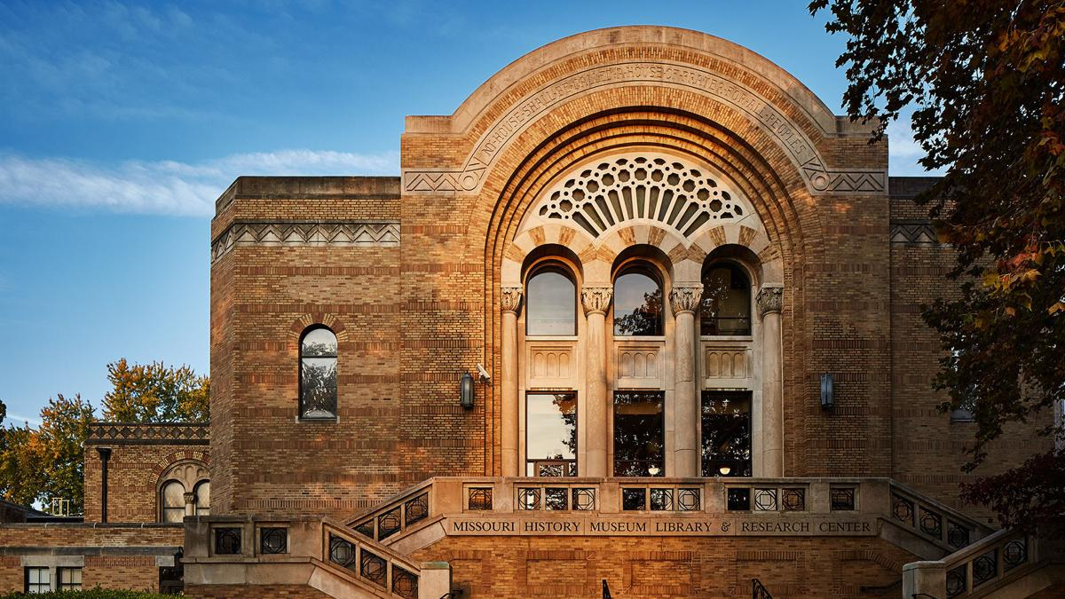 Missouri Historical Society's Library & Research Center