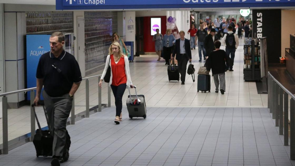 Turns out, the door to privatizing St. Louis airport isn't completely closed