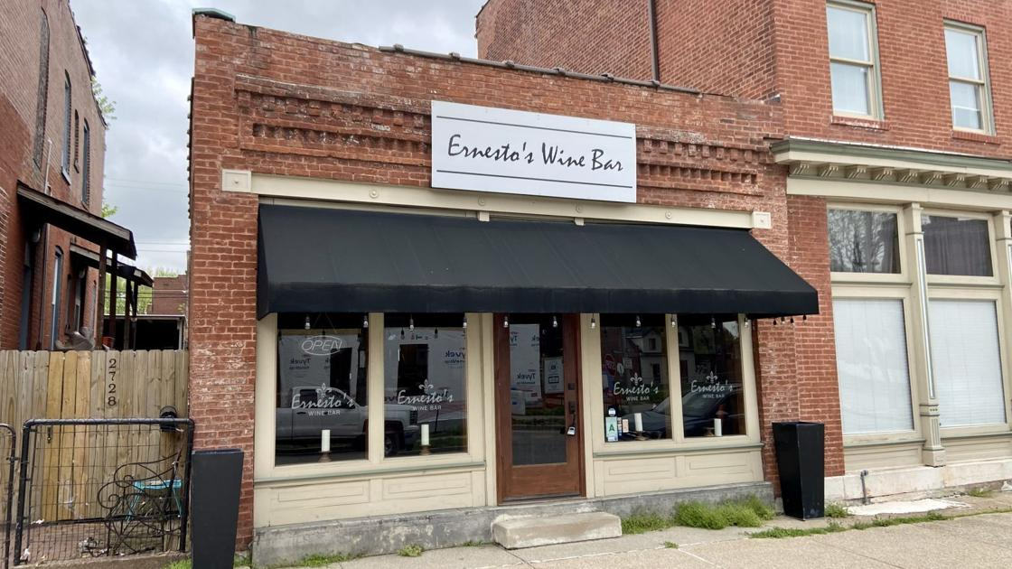Ernesto's Wine Bar closes in Benton Park