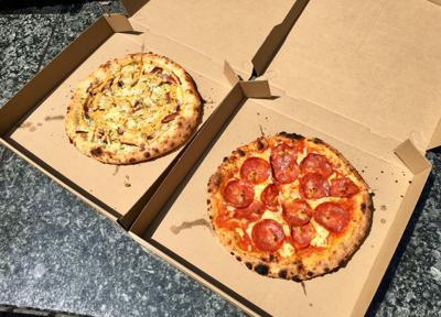 Pie Hard pizzas (copy)