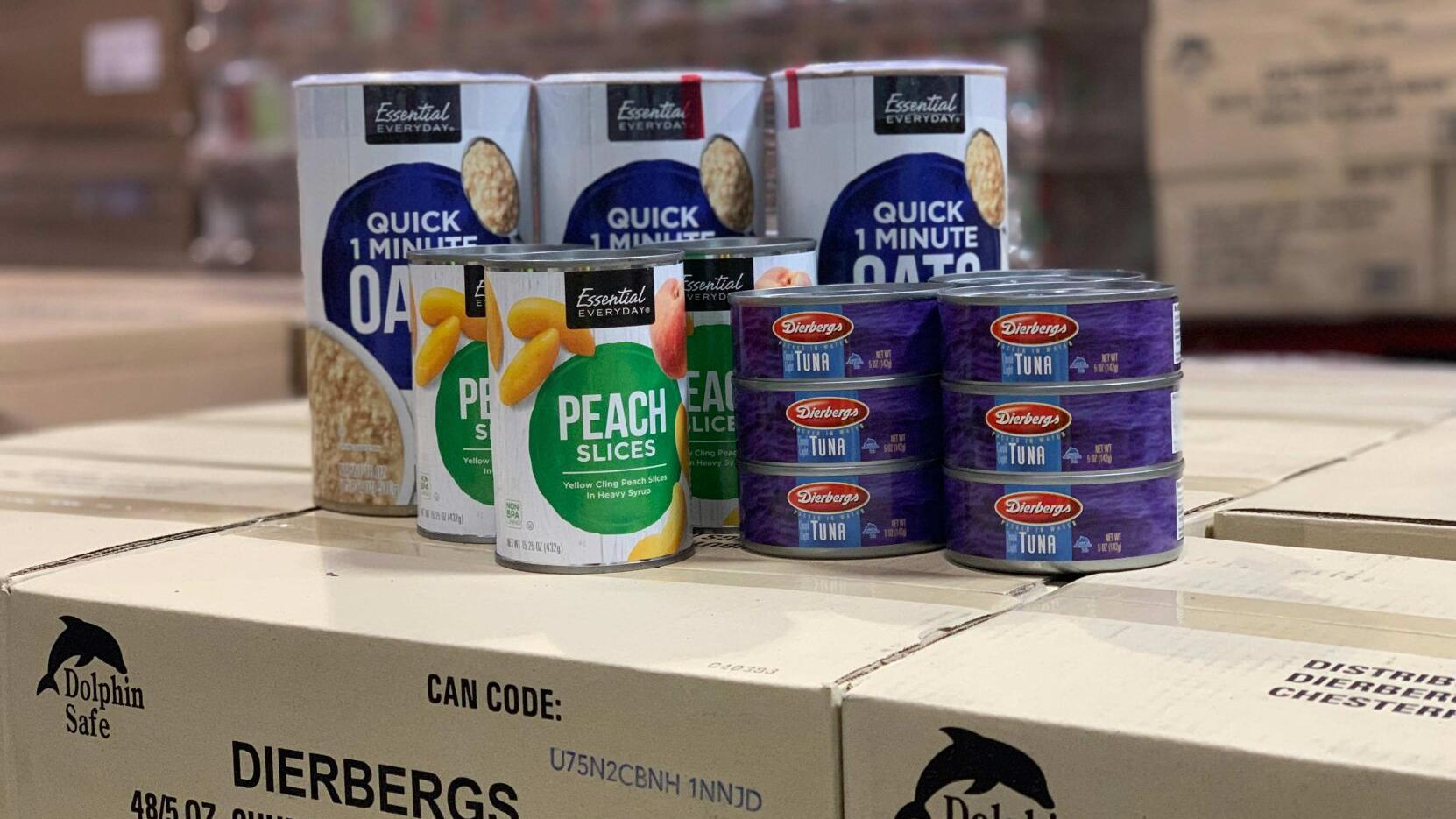 Dierbergs' Campaign Raises More Than $118,000 for Operation Food Search