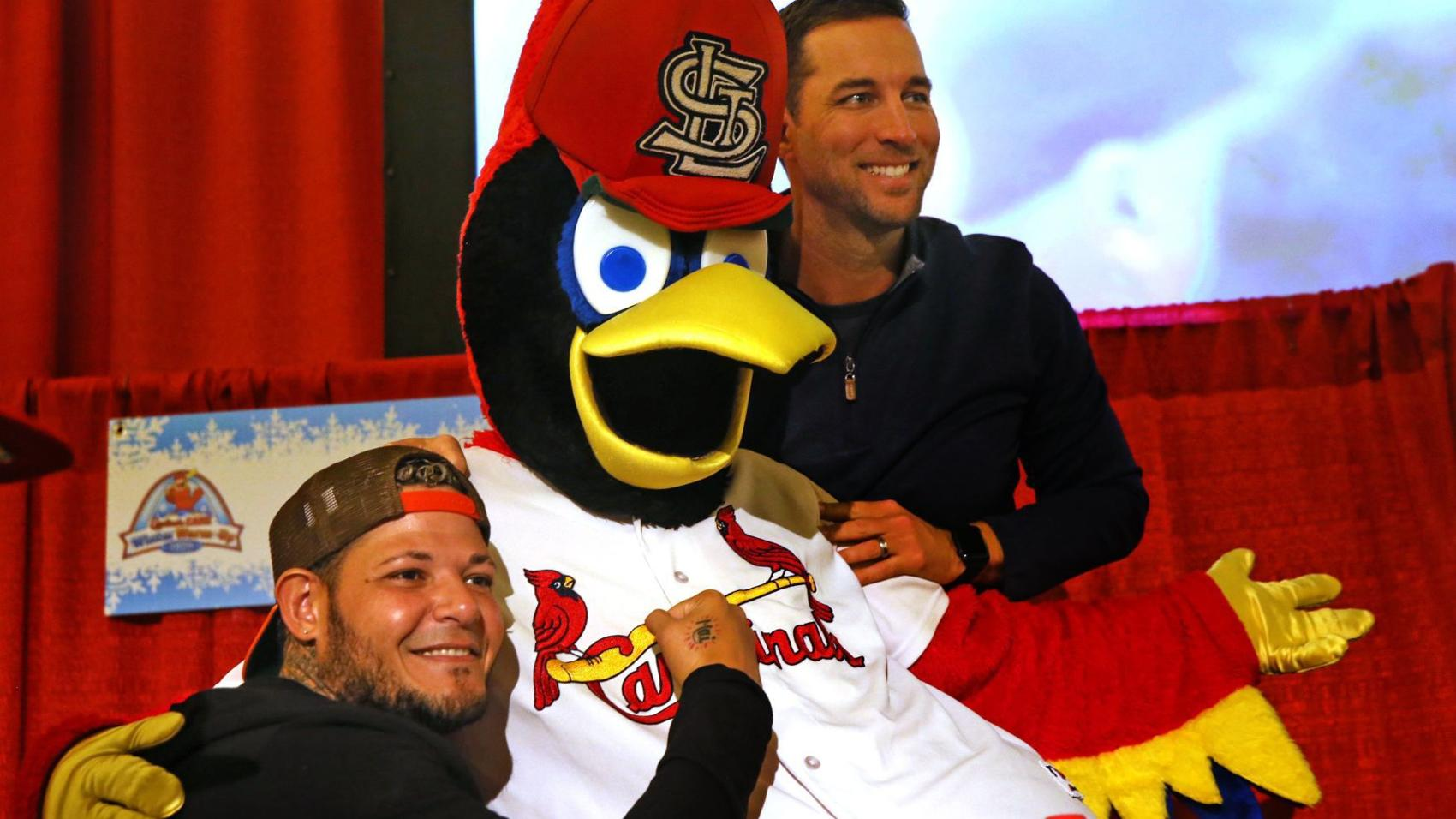 From DeWitt's payroll pronouncement to Shildt's pledge, Cardinals coverage just warming up