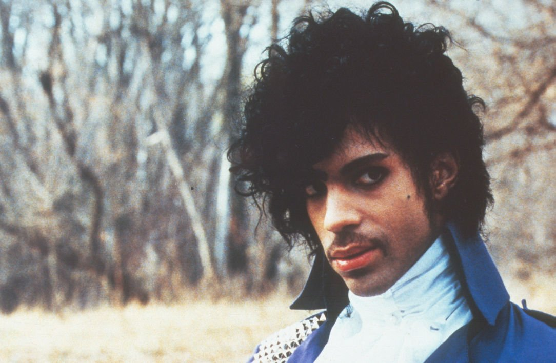 Prince in 1984