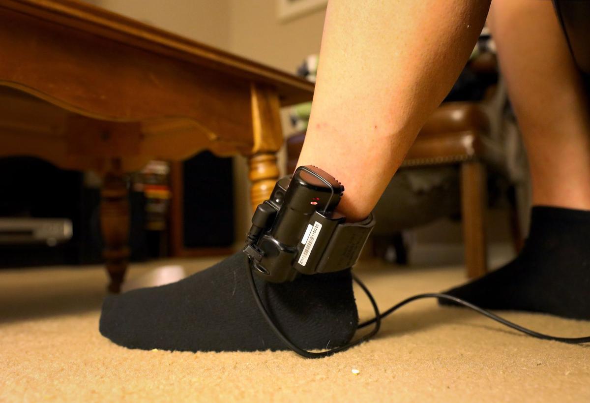 myshoplah charged electronic gps bracelet ankle house on girls double arrest teens monitoring