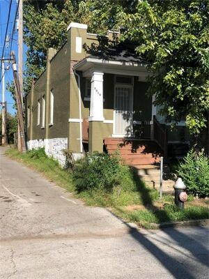 3 Bedroom Home in St Louis - $47,000