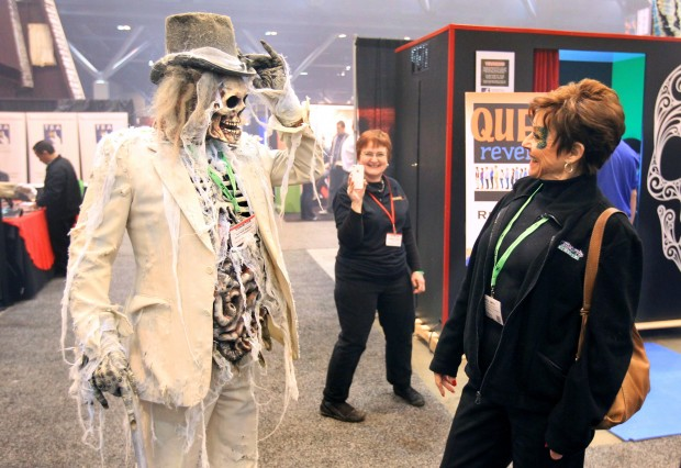 17th annual Halloween & Attractions Show in St. Louis