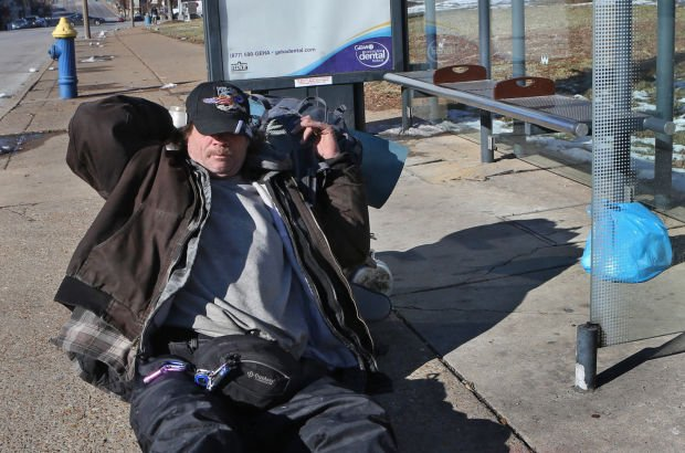 City gets a handle on homeless sleeping on benches