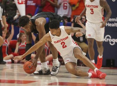 St Louis Dayton Basketball