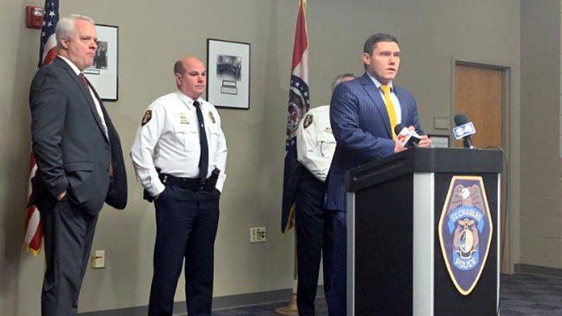 St. Charles County Prosecutor Tim Lohmar discusses a quadruple murder