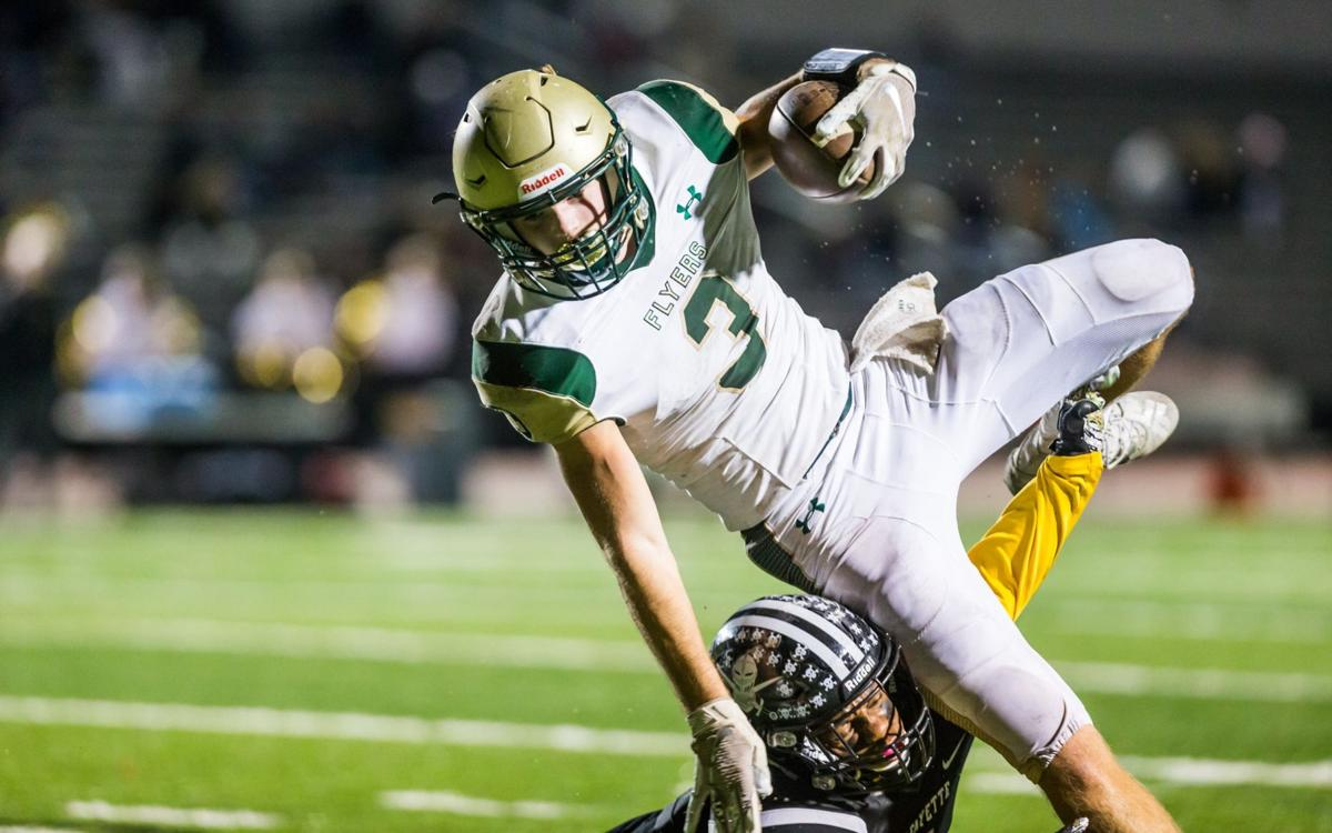 Class 6 District 3 quarterfinal: Lindbergh 31, Lafayette 7