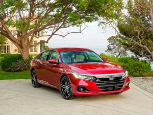 2021 Honda Accord Hybrid.
