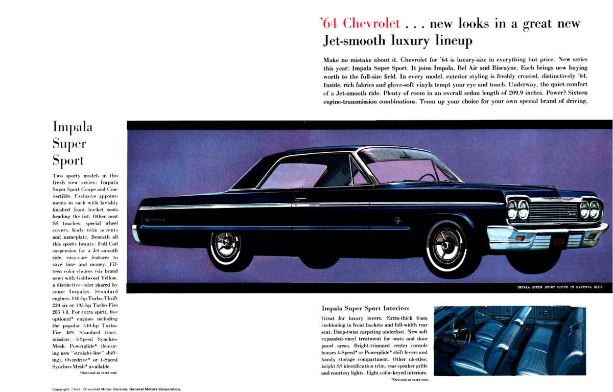 Fabulous 1964 Chevy Impala Stltoday Com Gmtry Best Dining Table And Chair Ideas Images Gmtryco