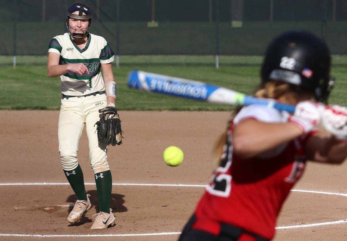 Fox vs. Lindbergh softball