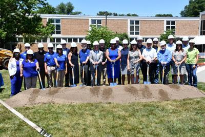 Ladue School District Groundbreaking