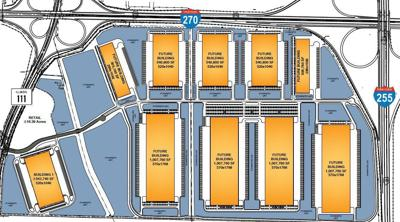 NorthPoint Development's Gateway TradePort