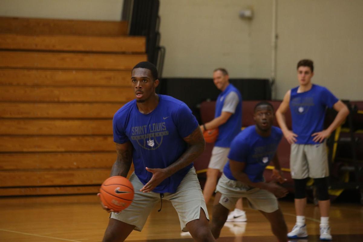 Jimmy Bell Jr., SLU basketball