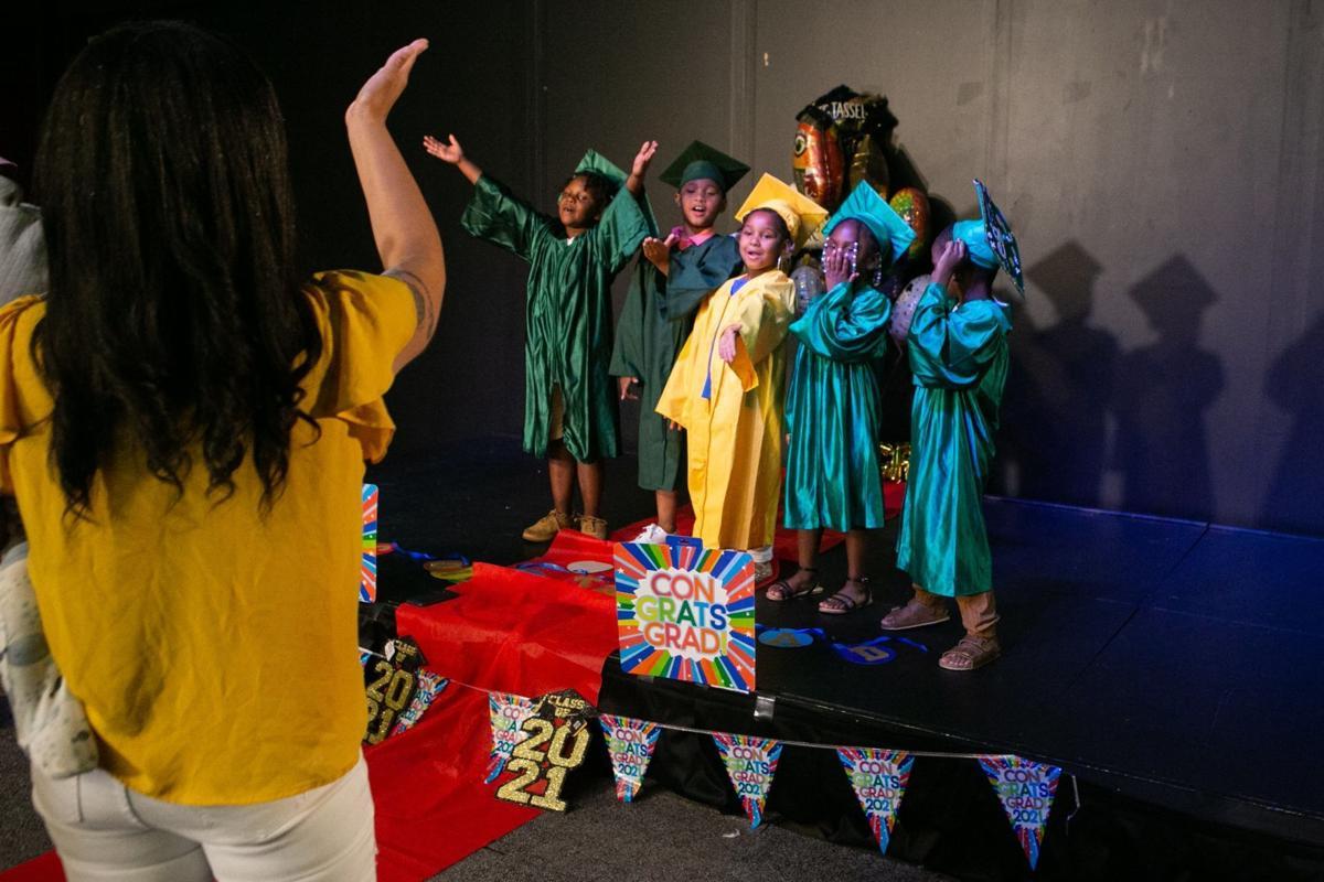 Homeschool graduation in Overland