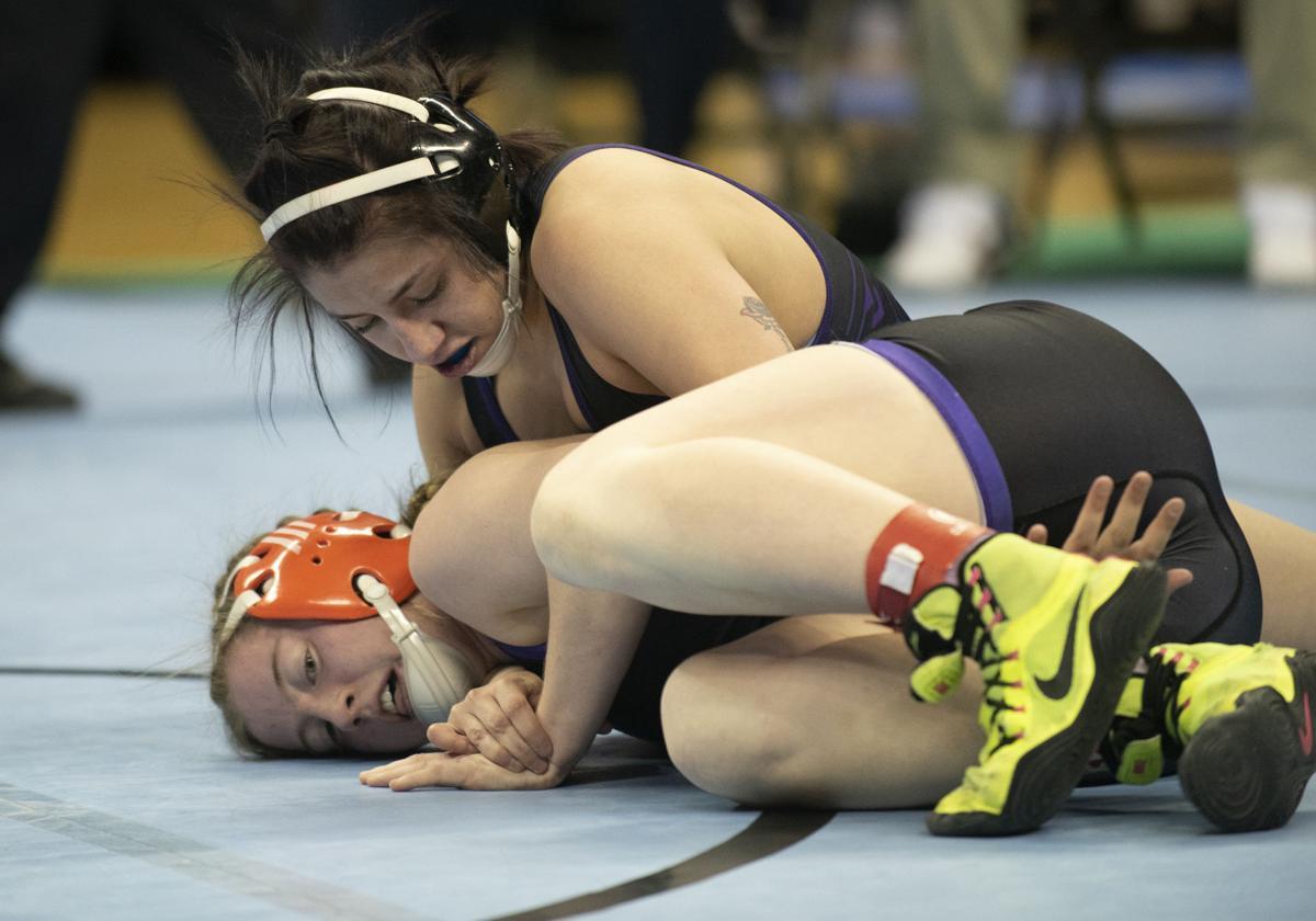 MSHSAA Girls State Wrestling