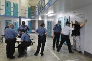 Parson電話用ダウンサイジングミズーリ刑務所のシステム