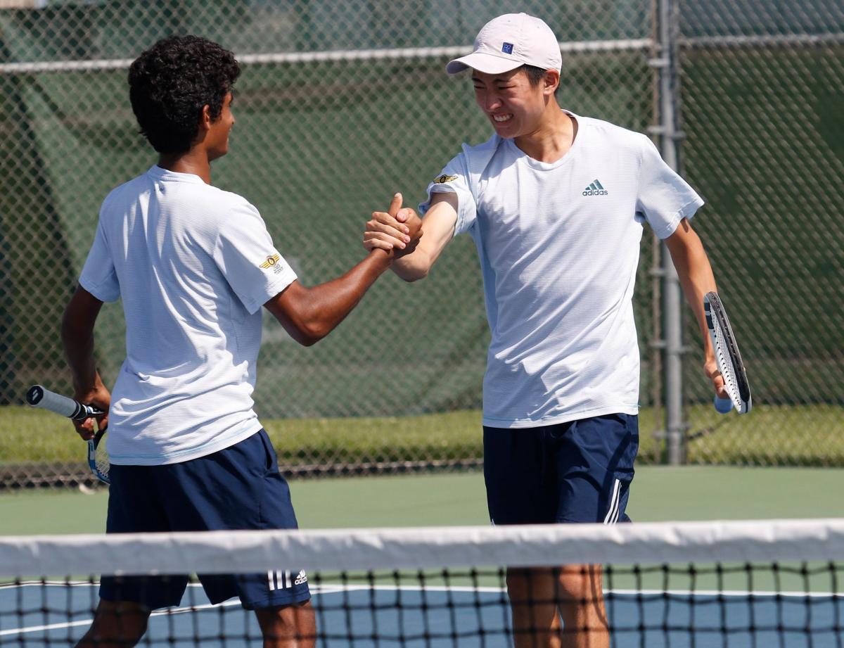 State Tennis Semifinals