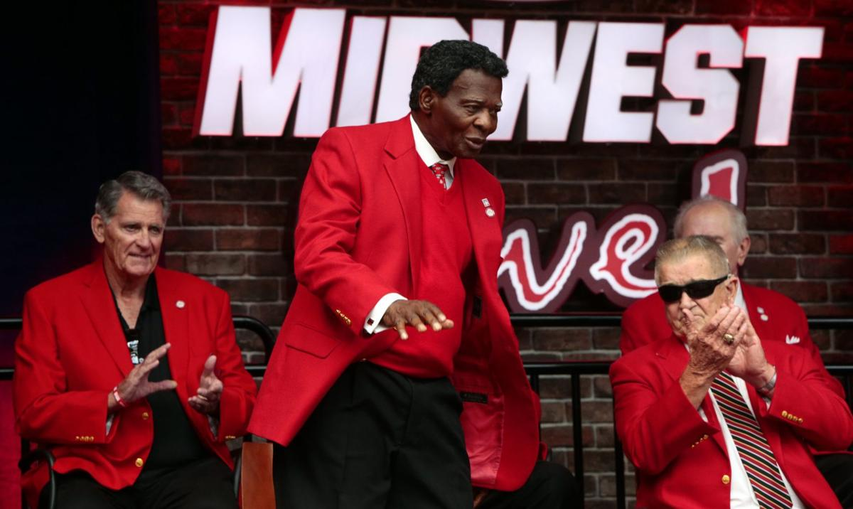 His body ravaged at 79, Lou Brock is still 'hanging in there, man'