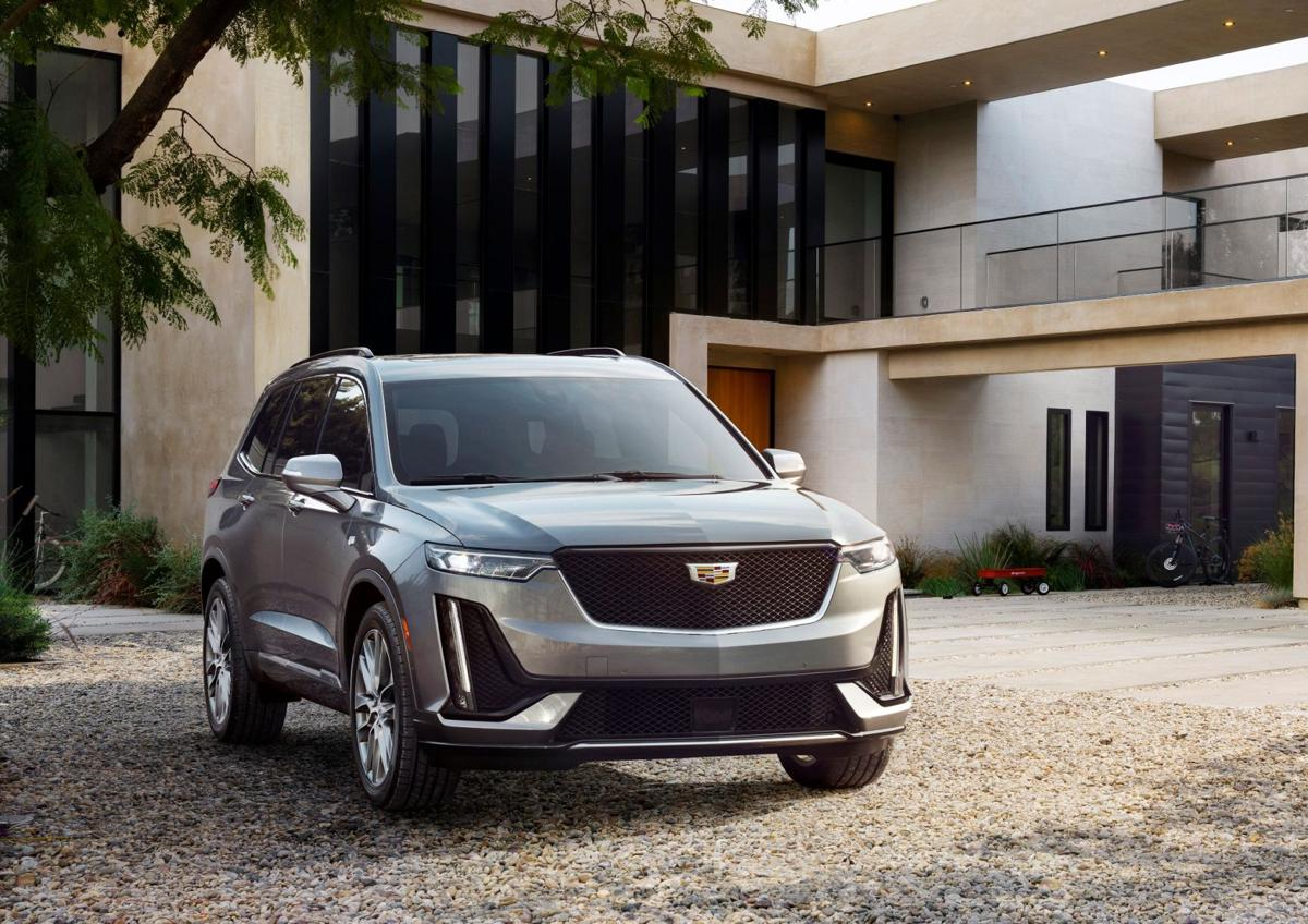 2020 Cadillac XT6: Caddy's Three-row Crossover Arrives In