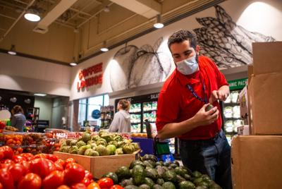 Vaccines for grocery store employees