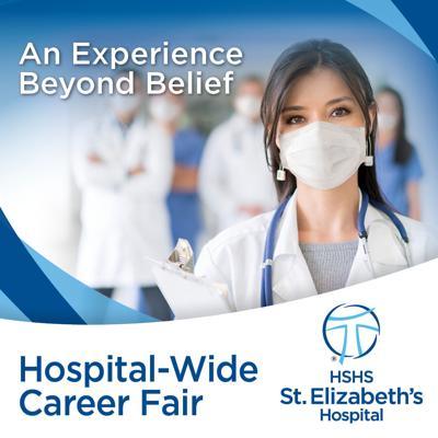 HSHS St. Elizabeth's Hospital Career Fair
