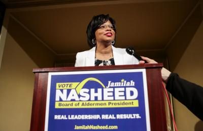 Jamilah Nasheed election night watch party