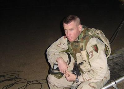 Iraq War combat veteran turns to the blues